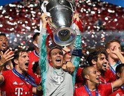 El PSG-Bayern lidera su franja en Movistar pese a los problemas técnicos de la plataforma