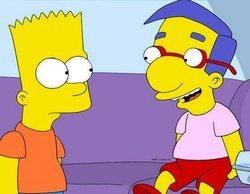 'Los Simpson' toman el liderazgo en Fox España de una jornada a la baja