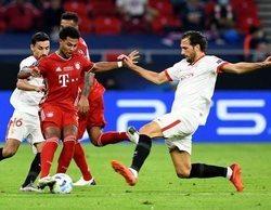 El Bayern Munich-Sevilla lidera en Movistar Liga de Campeones y 'Late motiv' destaca en #0