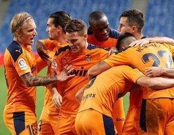 El fútbol lidera entre las cadenas de pago con el 2,2% del R. Sociedad - Valencia