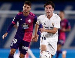 El partido Real Madrid-R.Valladolid lidera el prime time en Movistar LaLiga