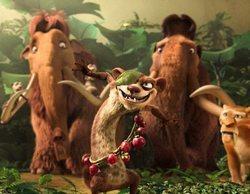 'Ice Age 3: el origen de los dinosaurios', lo más visto del día en FOX España