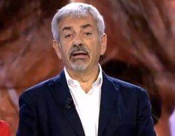 Telecinco también arrasa en el late night con 'El debate de las tentaciones'
