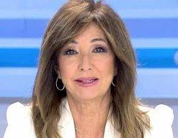 Telecinco lidera ampliamente la franja matinal (19,8%) gracias a 'El programa de Ana Rosa'
