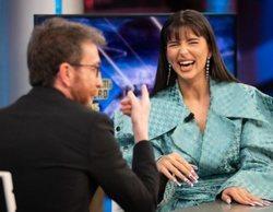 Antena 3 arrasa en el prime time y el late night gracias a 'El Hormiguero' y 'Mujer'