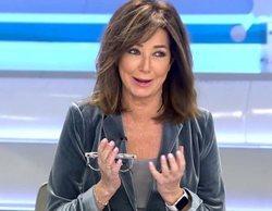 Telecinco lidera la mañana con el dominio de 'El programa de Ana Rosa'