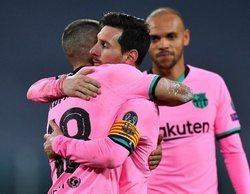 El Juventus - Barcelona de la Champions League (5,8%) roza en millón de espectadores en Movistar Liga de Campeones