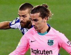 El Alavés-Barcelona lidera una jornada repleta de eventos deportivos con un 7,1% en Movistar LaLiga