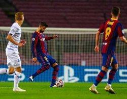 El FC Barcelona-Dinamo, lo más visto del día en Movistar Liga de Campeones