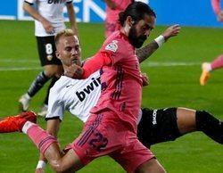 El Valencia-Real Madrid lidera un día marcado por el fútbol