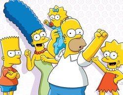 'Los Simpson' se coronan como lo más visto, firmando un 0,5% en Fox