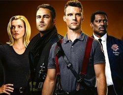 """Un capítulo de 'Chicago Fire' (0,5%) lidera en AXN y """"Ultimatum a la Tierra"""" (0,5%) le sigue muy cerca en Fox"""