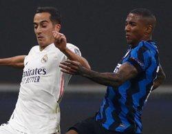 El Inter-Real Madrid se corona como lo más visto de la jornada