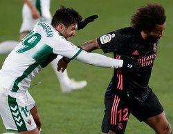 El fútbol lidera la jornada con el Elche-Real Madrid a la cabeza