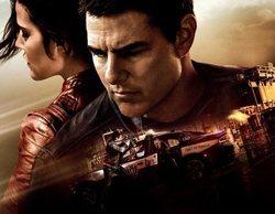 """El cine domina la jornada con """"Jack Reacher: nunca vuelvas atrás"""" (0,8%) en Cosmopolitan y """"Los Croods"""" (0,9%) en TNT"""