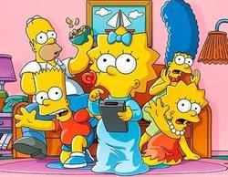 Tres capítulos de 'Los Simpson' en Fox se colocan en lo más alto de la jornada