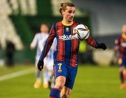 La prórroga del Real Sociedad - Barcelona (6,7%) contraataca como el espacio más visto
