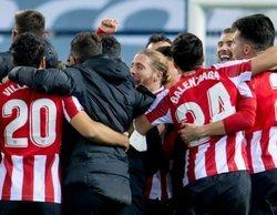 La victoria del Athletic frente al Real Madrid arrasa en #Vamos con un millón de espectadores