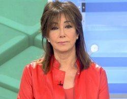 Telecinco arrasa en la mañana con el máximo de temporada de 'El programa de Ana Rosa' (22,4%)