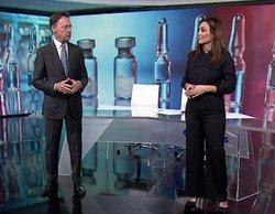 Antena 3 triunfa en la sobremesa, pero a partir de la tarde ya se queda el liderazgo Telecinco