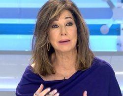Telecinco lidera la mañana (21,9%) gracias al máximo anual de 'El programa de Ana Rosa'