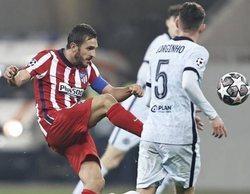 La Champions League (4,8%) arrasa en el pago con el Atlético de Madrid - Chelsea
