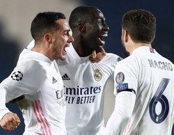 Triunfo para el Real Madrid en su enfrentamiento contra el Atalanta (6,3%)