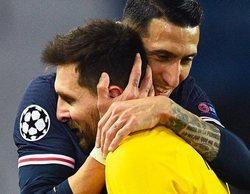 El partido París St. Germain - Barcelona lidera al marcar un 7,8% en Movistar Liga de Campeones