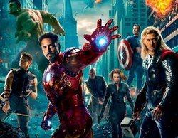 """""""Los Vengadores"""" (0,7%) es la película más vista en una jornada liderada por el fútbol"""
