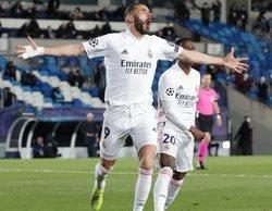 La Champions League arrasa como lo más visto en el pago con Real Madrid - Atalanta (5,7%)