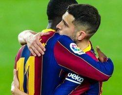 El enfrentamiento Barcelona - Valladolid despunta hasta anotar un 6,3% de cuota de pantalla