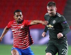 La victoria del Manchester United sobre el Granada (1,3%) en Movistar se convierte en lo más visto del pago