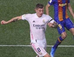 El Real Madrid - Barcelona arrasa con un 11,7% en Movistar LaLiga
