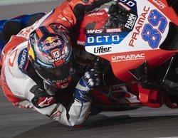 La sesión clasificatoria del mundial de MotoGP lidera con un 1,2% en DAZN