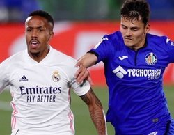 El Getafe-Real Madrid domina con contundencia en Movistar LaLiga