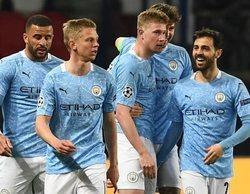El París St. Germain - Manchester City arrasa con un 4,8% en Movistar Liga de Campeones