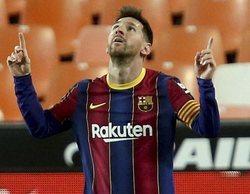 La liga española arrasa en Movistar con el partido entre el Barcelona y el Valencia (6,7%)