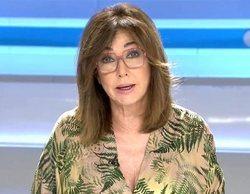 Telecinco arrasa en la mañana con el tercer mejor dato del año de 'El programa de Ana Rosa' (24,1%)