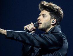 Eurovisión otorga a La 1 el liderazgo del prime time y del late night