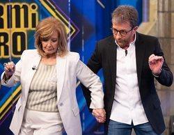 Antena 3 sobresale en el prime time gracias a 'El hormiguero' y 'Mujer'