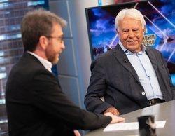 Antena 3 destaca en el prime time con un 19,3% y Telecinco sobresale en el late night con un 30,1%