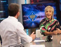 Antena 3 lidera el prime time con los buenos datos de 'El hormiguero' y 'Mujer'