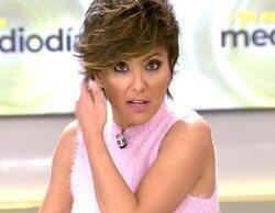 Telecinco lidera la sobremesa por la mínima