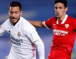 El deporte arrasa la jornada con el Real Madrid-Sevilla a la cabeza