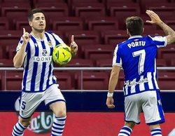 El partido At. Madrid - Real Sociedad lidera al marcar un 4,7% en Movistar LaLiga