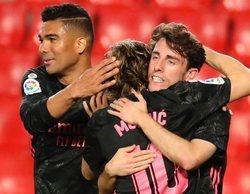 El Granada - Real Madrid lidera con un 4,7% en Movistar LaLiga