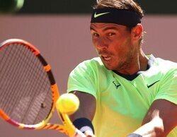 El Roland Garros (1,1%) vuelve a convertirse en la emisión más vista en Eurosport con el partido entre Nadal y Gasquet