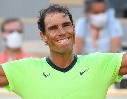 Nadal vence a Sinner en el Roland Garros y le da la victoria del pago a Eurosport