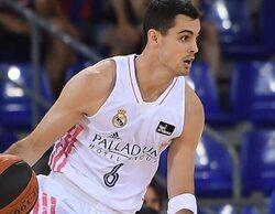 El post del encuentro Barcelona - Real Madrid de Baloncesto (1,8%) se marca un triple con la audiencia