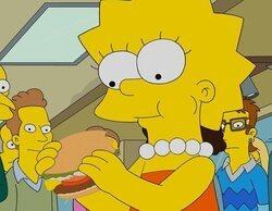 'Los Simpson', en FOX España, consigue el liderazgo de la jornada